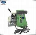 HDPE PP geomembrane liner welding machine