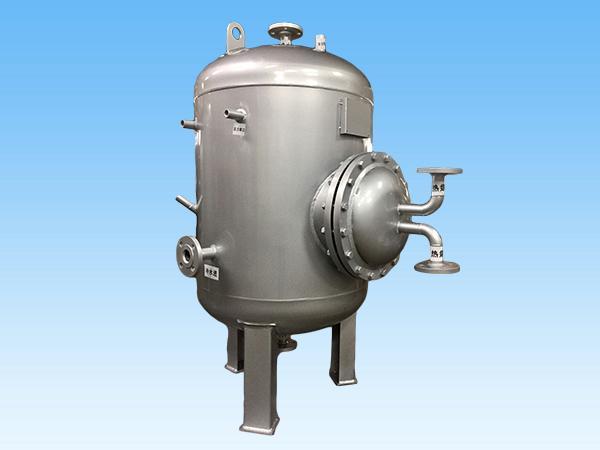 太阳能容积式水水热交换器 1