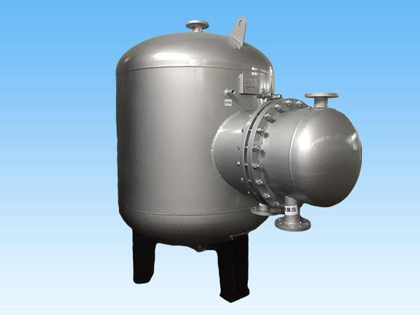 太阳能容积式水水热交换器 4