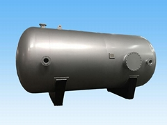 不锈钢承压式储热水罐