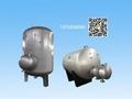 新型容积式热交换器太阳能热水储