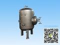 新型容积式热交换器太阳能热水储罐 3