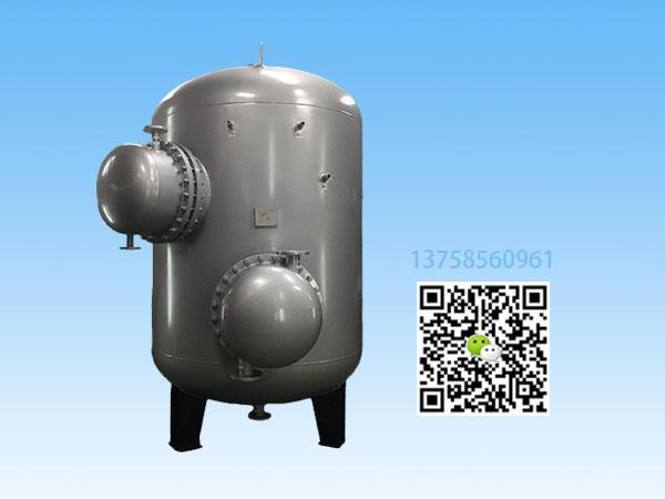 新型容积式热交换器太阳能热水储罐 4
