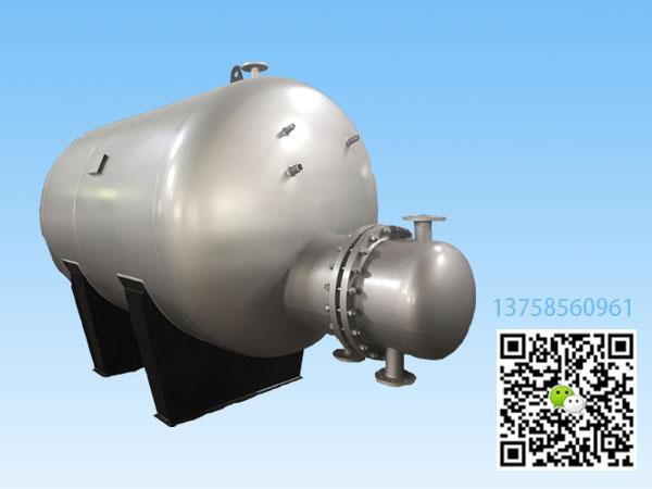 新型容积式热交换器太阳能热水储罐 5