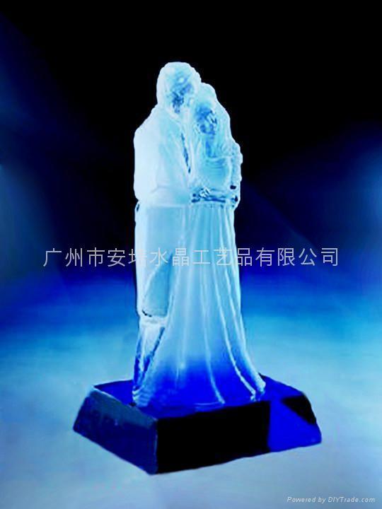 水晶3D内雕 5