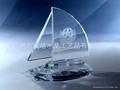 水晶帆船 3