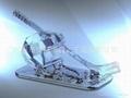 Crystal car model 4