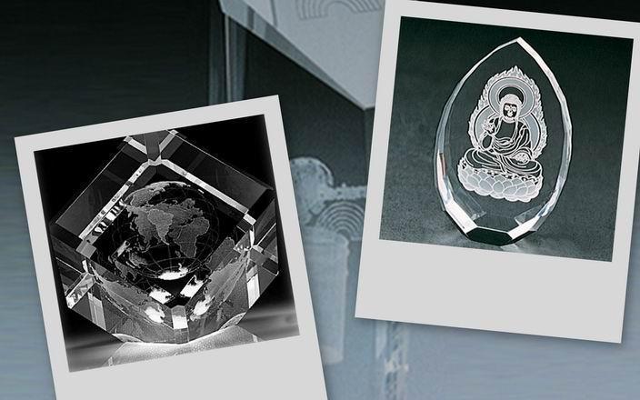 水晶3D内雕 1