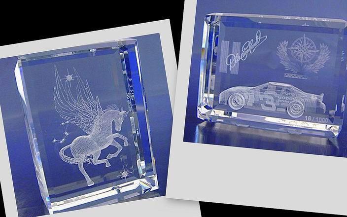 水晶3D内雕 2