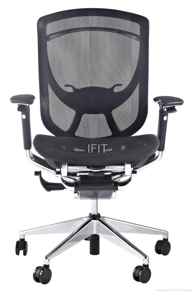 同步滑翔办公网椅 2