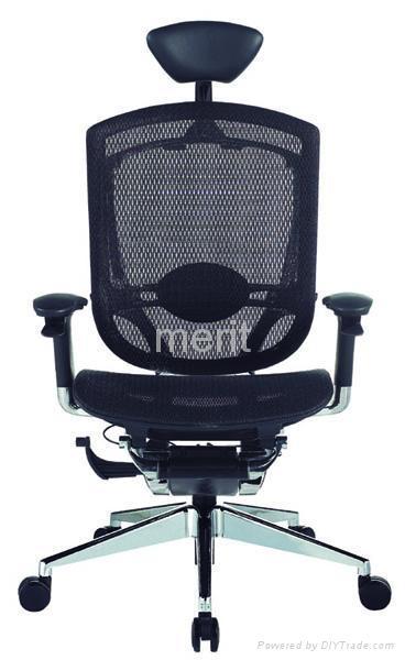 mesh executive chair