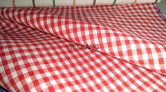 100%POLY YD GINGHAM