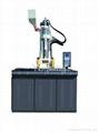 plastic vertical injection machine