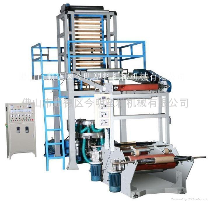 ABA High-density blown film machine 1