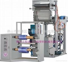 PVC收缩膜吹膜机