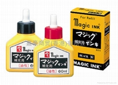 Magic ink 補充墨水/MAGIC/MHJ60-T