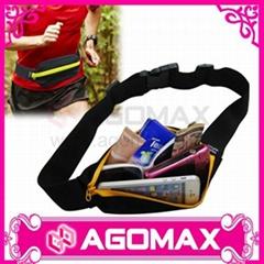 2015 Hot Selling Multifunctional Running Sport Waist Bag