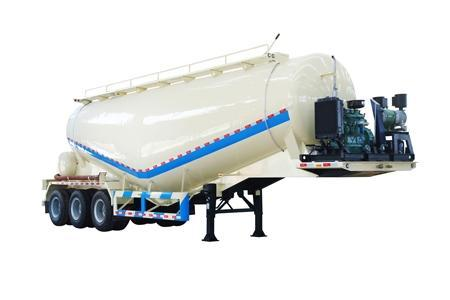 low flatbed Semi Trailer china 3