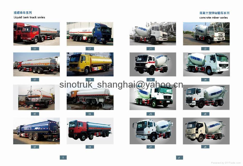 Oil tank truck 3