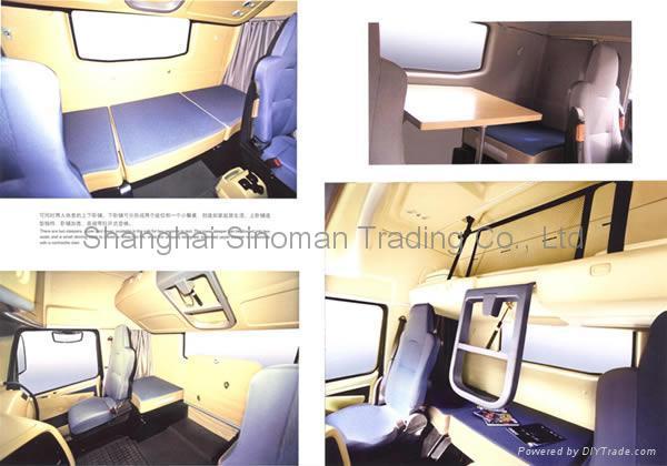 SINOTRUK HOWO Tractor head Shanghai  2