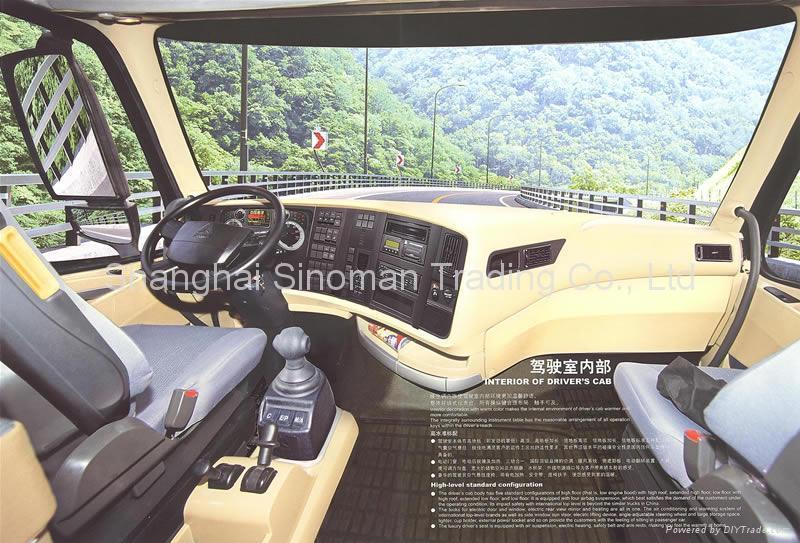 SINOTRUK HOWO Tractor head Shanghai  3