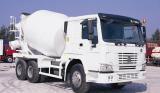 Concrete Mixer truck china