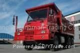 HOVA 6*4 Mining Dump Truck china
