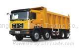 DELONG 8*4 Dump Truck china
