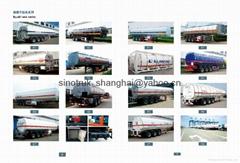 Oil Tank Truck- shanghai