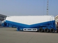 Bulk Cement Semi Trailer china 1