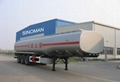 low flatbed Semi Trailer china