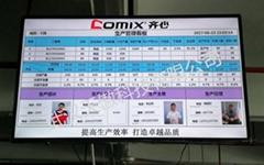 液晶生產信息電子看板