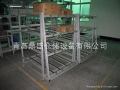 青島鋁型材工裝貨架