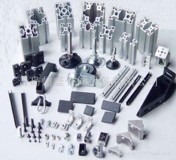 工业铝型材配件 1