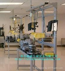 烟台铝合金仪器框架