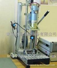 威海铝合金仪器框架