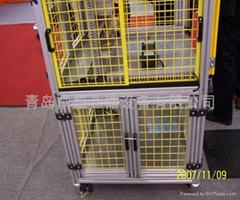 潍坊铝合金仪器框架