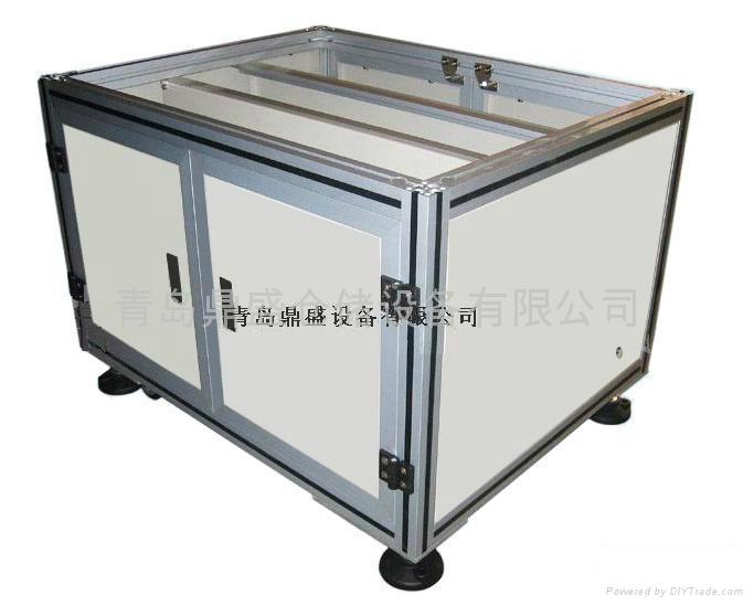 日照铝合金仪器框架 2