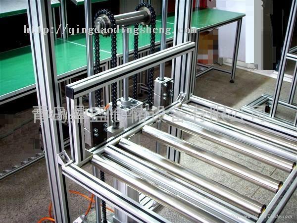 青岛铝合金仪器框架 1