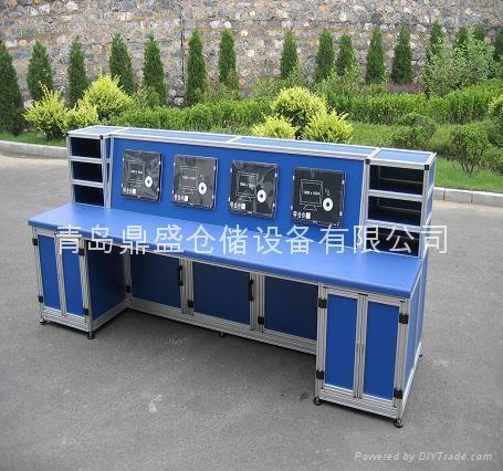 青岛工业铝型材框架 1