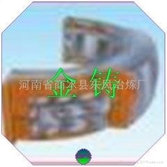 球磨机滑动轴承轴瓦专用巴氏合金