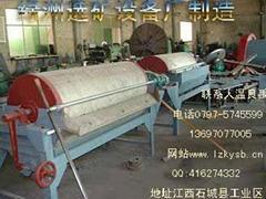 永磁磁選機,強磁磁選機,高磁磁選機,低磁磁選機,河沙選鐵設備