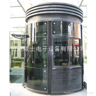 杭州收費崗亭 3