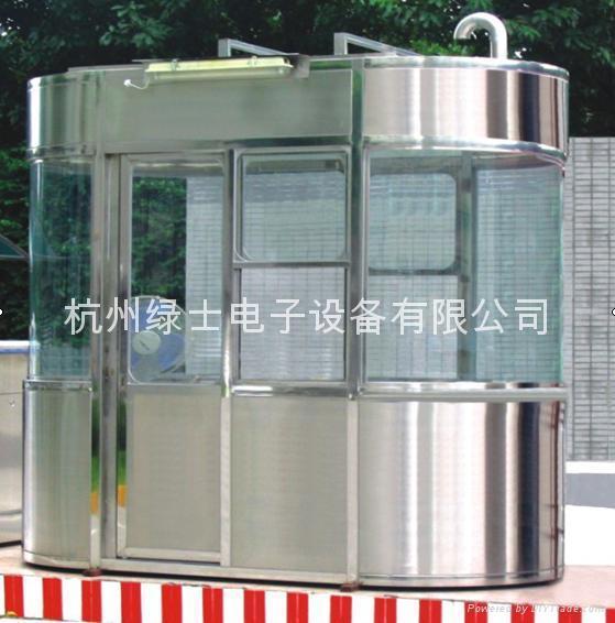 杭州保安崗亭 4