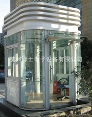 杭州小區崗亭