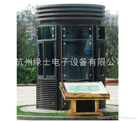 杭州小区岗亭 3