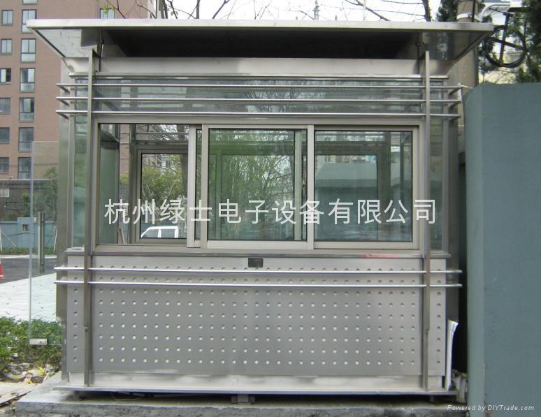 杭州小区岗亭 5