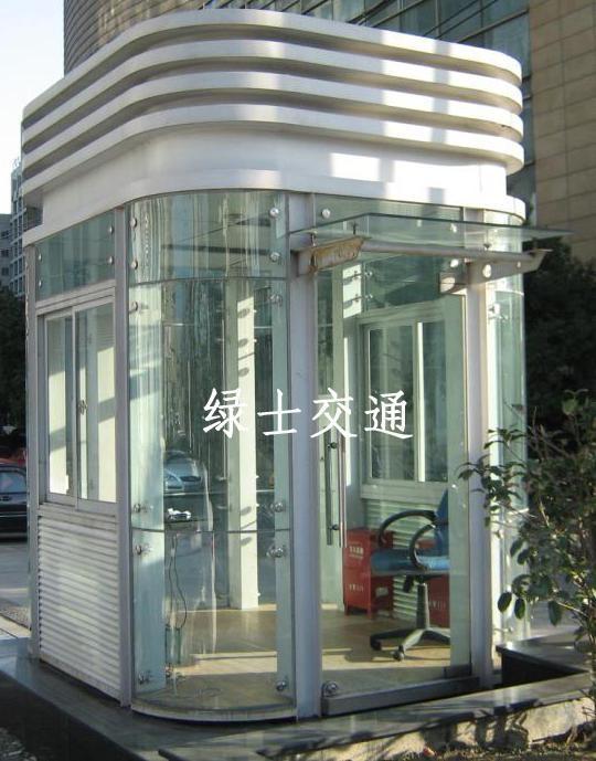 杭州值班崗亭 4