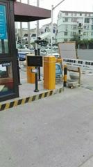 杭州車牌識別停車系統