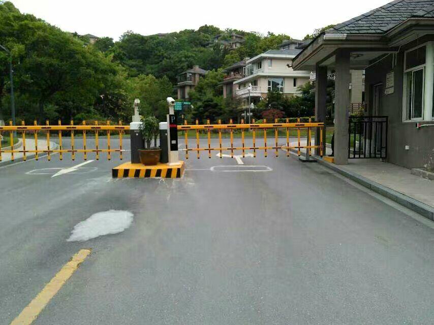 杭州車牌識別停車系統 2